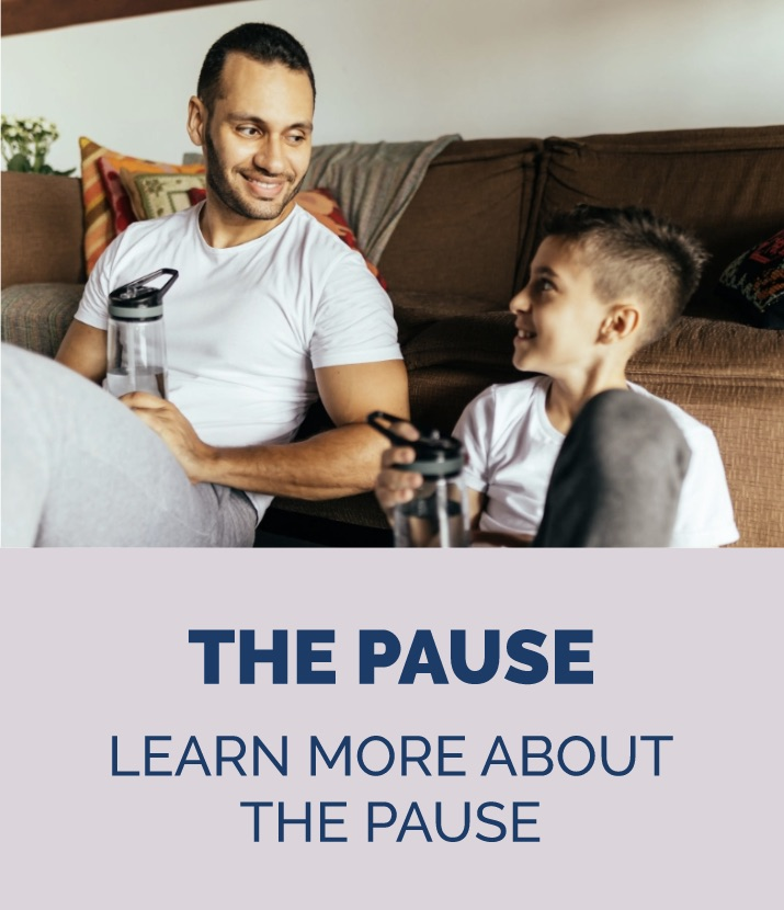 THE PAUSE - Learn more about the pause
